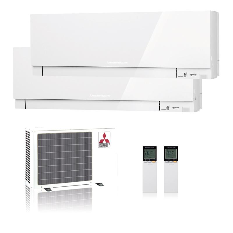 Mitsubishi Electric MultiSplit Hyper Heating 2E53VAHZ 7,0 kW